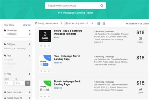 Leadpages Vs Instapage Which Landing Page Builder Is Right For You Free Instapage Templates
