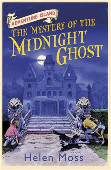 the midnight front a arts novel books the mystery of the midnight ghost adventure island 2