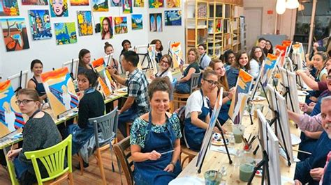 paint nite groupon new york painting lounge nyc reviews best painting 2018