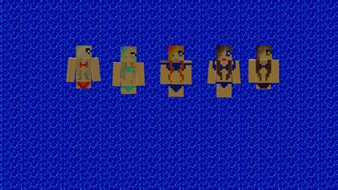 wallpaper girl minecraft minecraft girls computer wallpapers desktop backgrounds