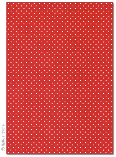 Patterned Craft Paper Uk - patterned craft paper uk a4 patterned card polkadots