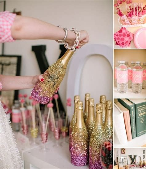pink and gold bridal shower decorations top 8 bridal shower theme ideas 2014 trends