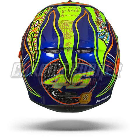 Helm Agv New agv helmet k 3 sv valentino five 5 continents k3 sv