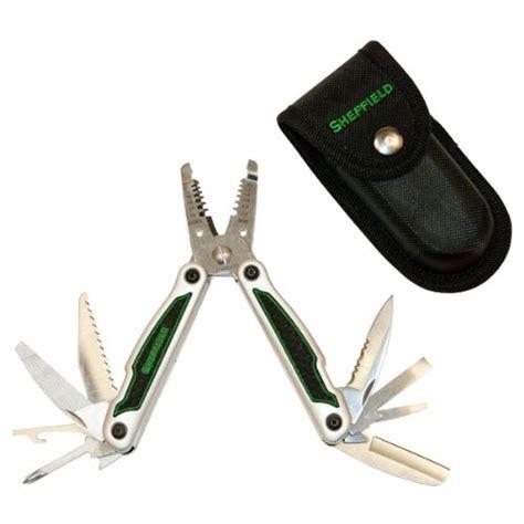 electricians multi tool sheffield 174 12 in 1 electrician s multi tool outdoor stuffs