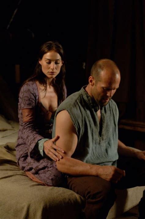 film jason statham in the name of the king claire forlani e jason statham in un immagine del film in