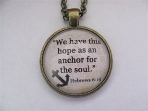 Anchor For The Soul Etsy - 1000 images about redeemed jewelry on pinterest pendant