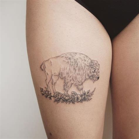 tattoo design bedding 25 best ideas about buffalo on bison