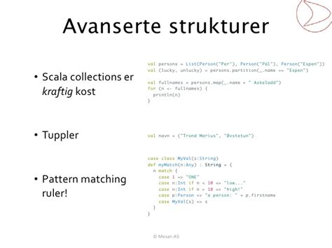 scala pattern matching assign name persistens i scala