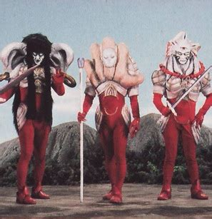 mighty morphin power rangers part #2 monster gallery