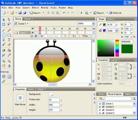 flash card maker freeware free download adobe cartoon maker