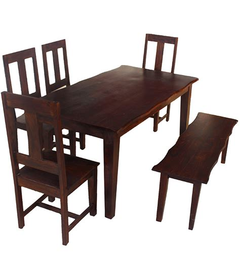 Hometown Vienna Solidwood 6 Seater Dining Table By Dining Table Seats 6
