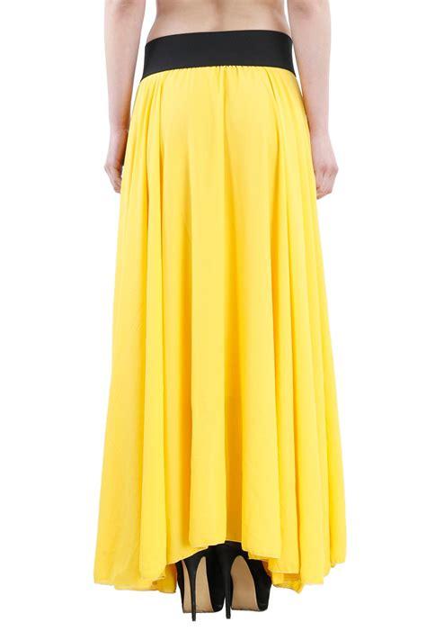 buy ektara womens yellow skirt in india