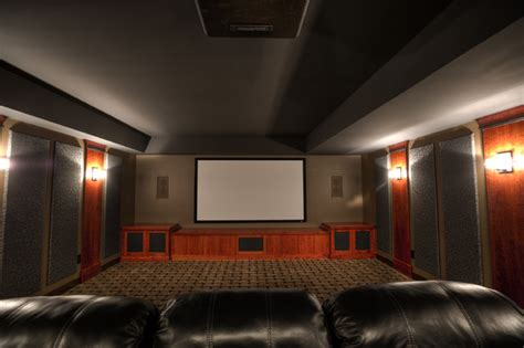 how to build a home cinema room custom home theater contemporary home theater philadelphia by west chester design