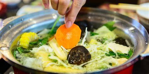 sayuran rebus makanan sehat  wajib  dikonsumsi