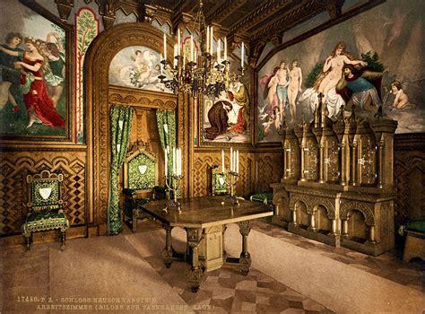 neuschwanstein interni neuschwanstein castle neuschwanstein castle rooms