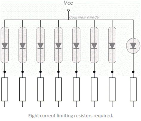 current limiting resistor for battery charger 7 segment display current limiting resistor