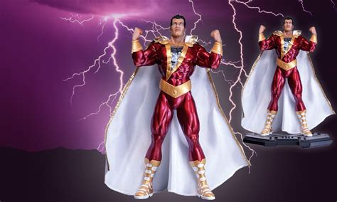 Shazam New 52 Dc Collectible Mib find out which dc got a new makeover