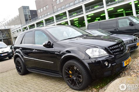 164 best images about black mercedes ml 63 amg w164 19 januari 2014 autogespot