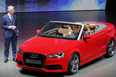 Audi A1 Cabrio Preis by Audi Launches A3 Cabriolet Priced At Rs 47 98 Lakh