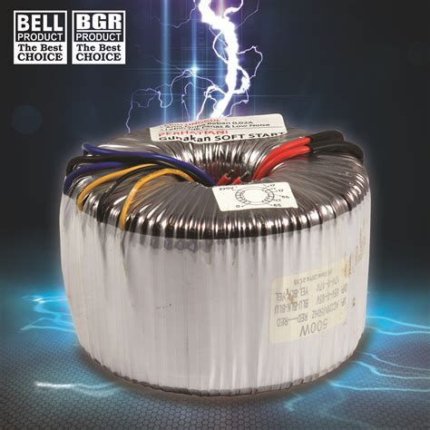 Trafo Bell jual trafo toroid bell bgr edition harco audio