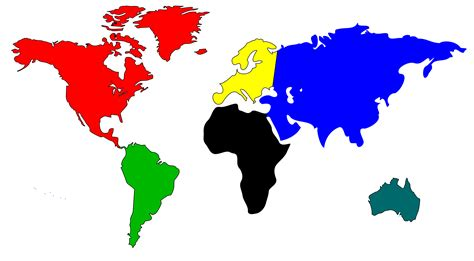 Map Of World Clipart world map clip powerpoint free free clipart clipartix