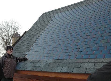 Tesla Solar Roof Are Tesla S Invisible Solar Roof Tiles The Future Of