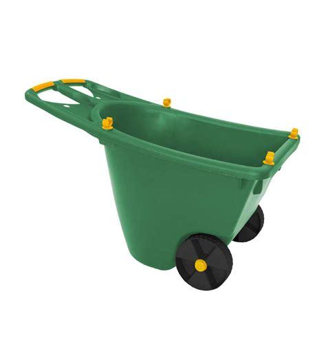 carriola da giardino carriola da giardino quot kart quot 160 litri con tappo per