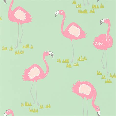 flamingo wallpaper on love it or list it style library the premier destination for stylish and