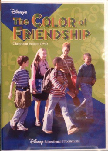 what is the color of friendship the color of friendship review of classic