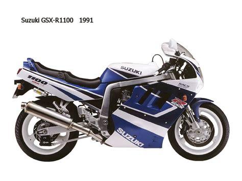 Suzuki Gsx R1100 Suzuki Gsx R1100 Review And Photos