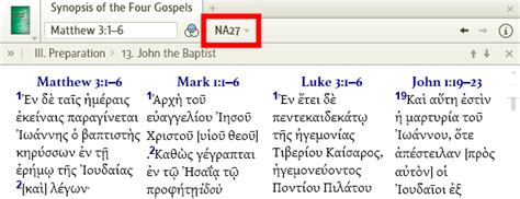 gospel parallels a synopsis of the three gospels with alternative readings from the manuscripts and noncanonical parallels classic reprint books synoptic parallel highlighting logos bible software forums