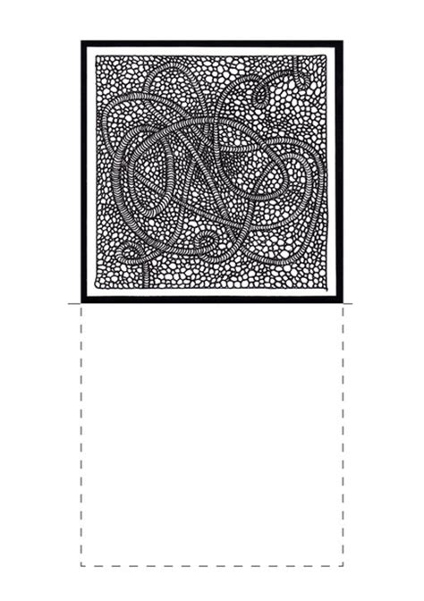 embossed panel card templates 02097 card 11 craft n home