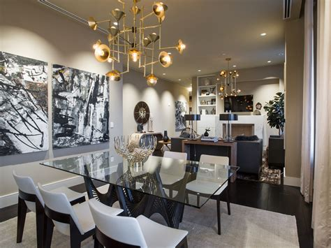 Modern Dining Room Design Ideas Decor Hgtv Then Dining Dining Room Items