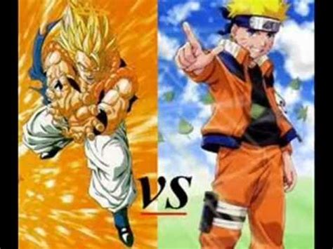 film naruto vs dragon ball z naruto vs dragon ball z gt youtube