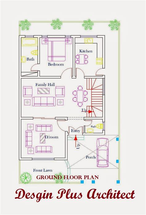 house design in 2d home plans in pakistan home decor architect designer