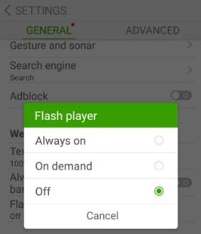best flash player for android how to use dolphin browser on android phone flash player gesture
