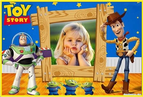 imagenes infantiles toy story fotomontaje infantil de toy story fotomontajes infantiles