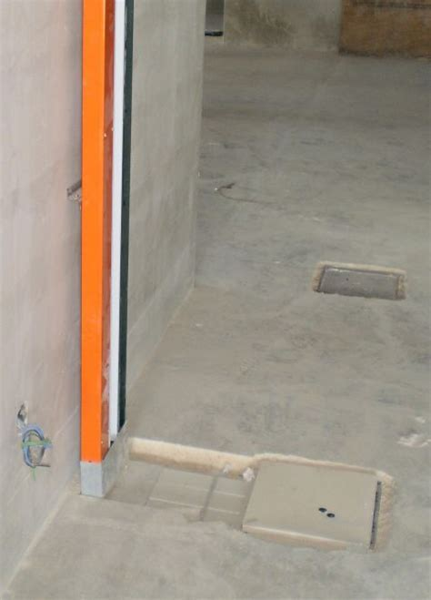 Electrical Installation Wiring Pictures: Underfloor