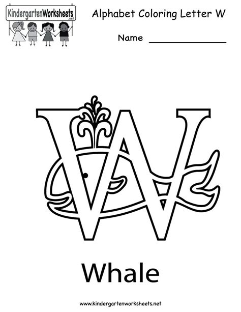 letter w coloring pages preschool 1000 images about letter of the week w on pinterest