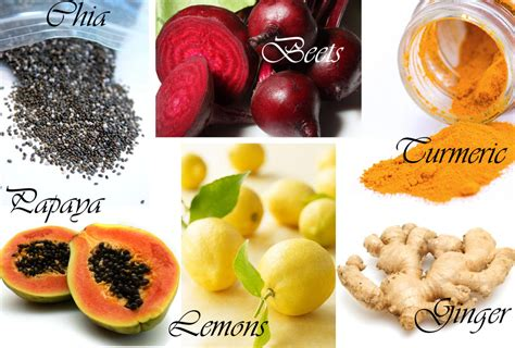 Top 5 Detox Foods top 5 detoxifying digestive tract foods in the