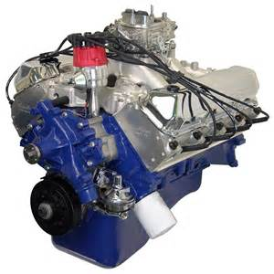 Ford Crate Engines Blue Ovals In Boxes 10 Awesome Ford Crate Engines For