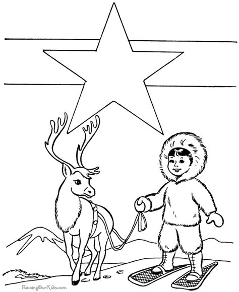 alaska coloring pages for kids 115