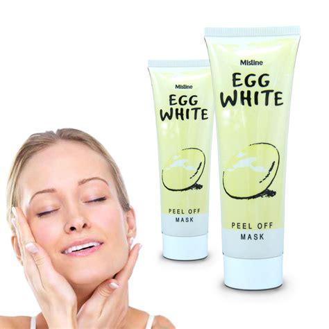 Masker Egg White Yang Asli jual mistine egg white mask murah bhinneka