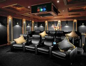 home theatre interior family pantry collectibles home theater ideas