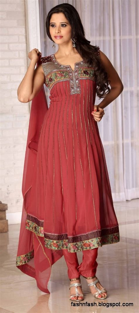 pakistani anarkali dresses latest collection 2013 trendy anarkali umbrella frocks indian pakistani fancy frocks new