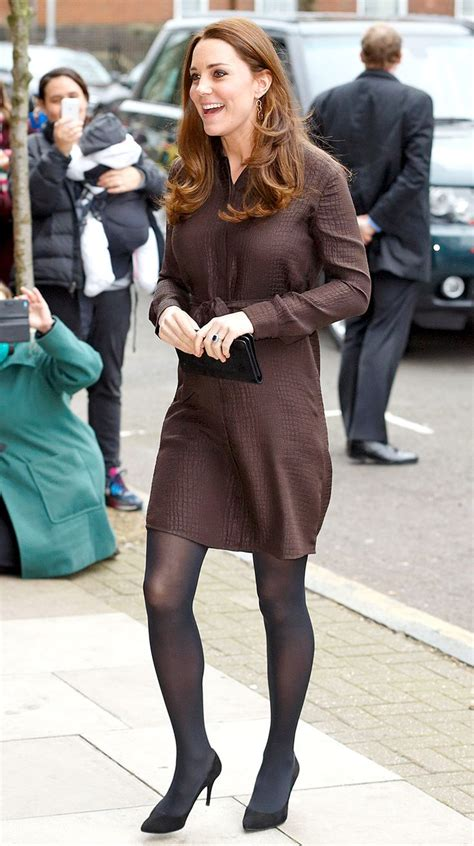High Heels Chic Fortune Second kate middleton s chic second pregnancy looks black heels