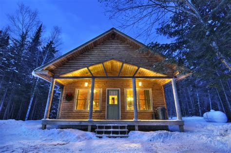 Cabin Rentals In Pittsburg Nh by Aspen Cabin At Timber Lodge Pittsburg Nh