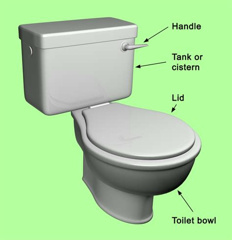 What Is The Bathroom Called In file toilet parts png