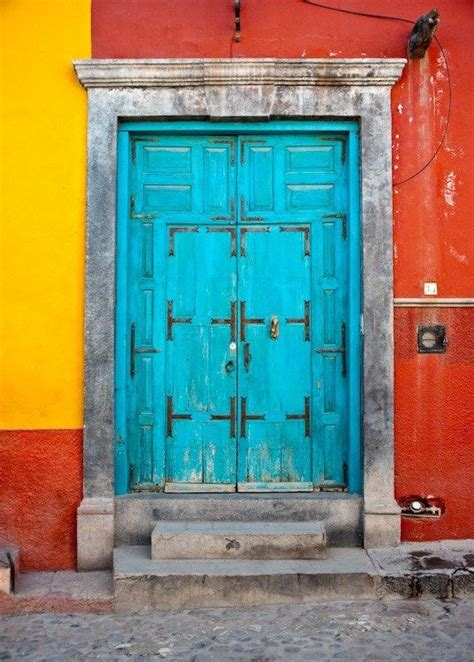 Mexican Door by Mexican Door Bfarhardesign Doors Unlocked