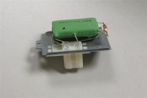 vw resistor pack resistor pack passat 28 images vw golf mk4 resistor blower motor removal simple easy steps